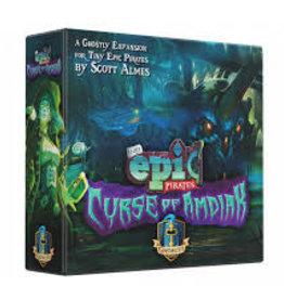 Gamelyn Games Précommande: Tiny Epic Pirates: Ext. Curse of Amdiak (EN) Avril 2022