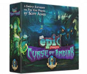 Tiny Epic Pirates: Ext. Curse of Amdiak (EN)