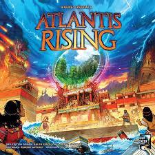 Atlantis Rising: Deluxe Component Upgrade (EN)