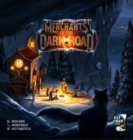 Elf Creek Games Précommande: Merchants Of The Dark Road (EN) Q1 2021