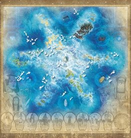 Elf Creek Games Atlantis Rising: Playmat (EN)