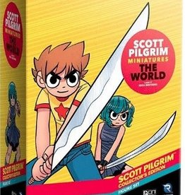 Renegade Game Studios Précommande: Scott Pilgrim: Collector's Edition Figure Set (EN) Q2 2021