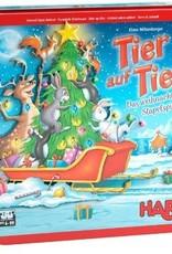 Haba Animal Upon Animal: Christmas Edition (ML)