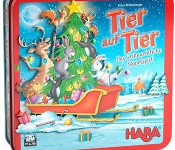 Animal Upon Animal: Christmas Edition (ML)