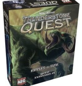 Alderac Entertainment Group Thunderstone Quest: Ripples In Time: Ext. #5 (EN)