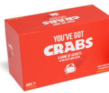 You've Got Crabs (EN)