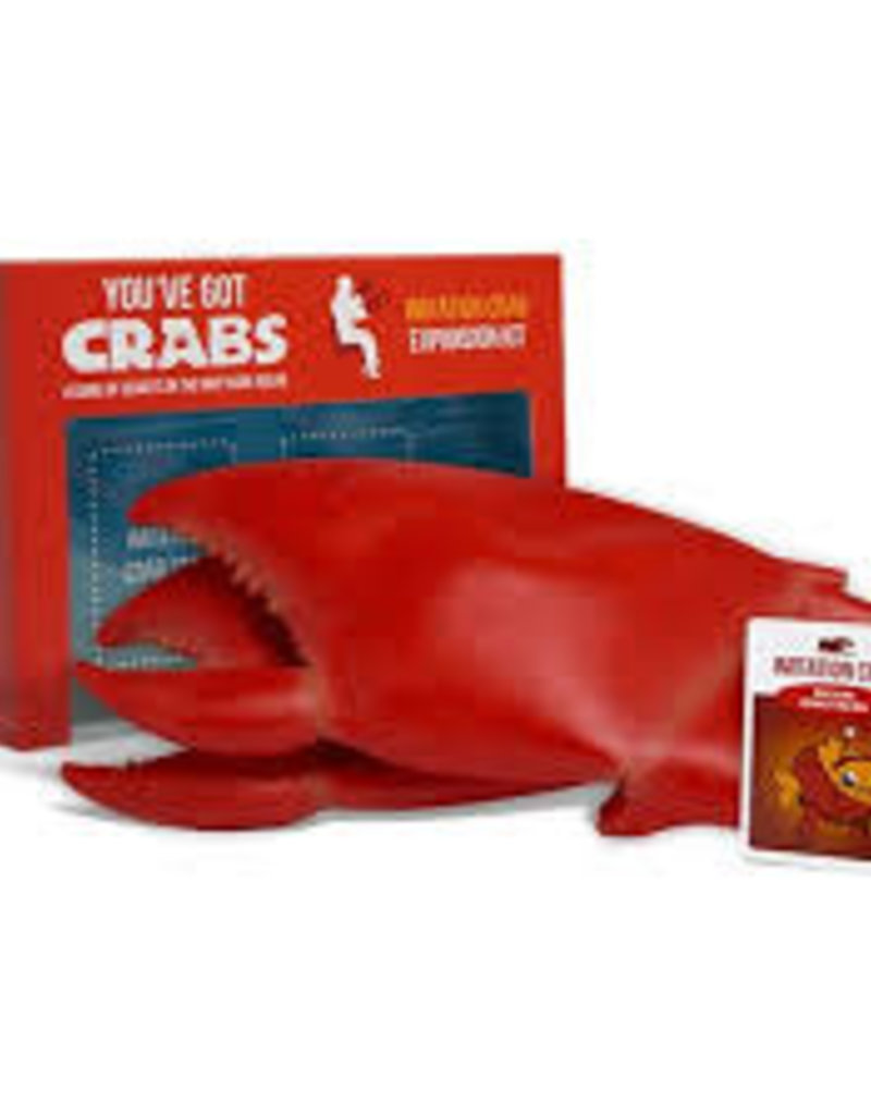 Exploding Kittens You've Got Crabs: Ext. Imitation Crab (EN)