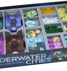 Folded Space Folded Space: Underwater Cities