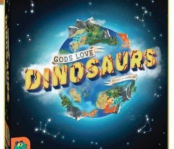 Gods Love Dinosaurs (EN)