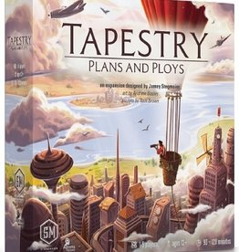 Stonemaier Games Tapestry: Plans And Ploys (EN)
