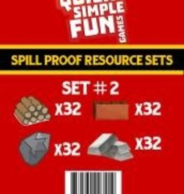 Quick Simple Fun Games Spill Proof Resources Set 2 (EN)