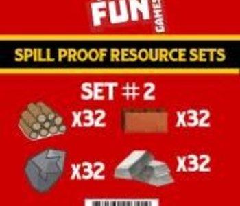 Spill Proof Resources Set 2 (EN)