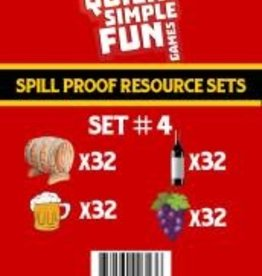 Quick Simple Fun Games Spill Proof Resources Set 4 (EN)