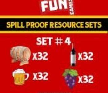 Spill Proof Resources Set 4 (EN)