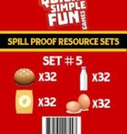 Quick Simple Fun Games Spill Proof Resources Set 5 (EN)