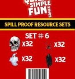 Quick Simple Fun Games Spill Proof Resources Set 6 (EN)