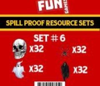 Spill Proof Resources Set 6 (EN)
