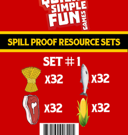 Quick Simple Fun Games Spill Proof Resources Set 1 (EN)