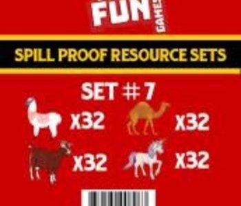 Spill Proof Resources Set 7 (EN)