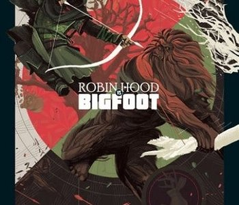 Unmatched: Robin Hood vs Bigfoot (EN)