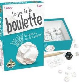 Editions Gladius International Inc. Le Jeu de la Boulette (FR)