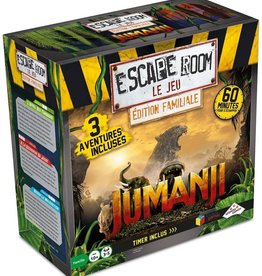 Identity Games Escape Room: JUMANJI Édition Familiale (FR)
