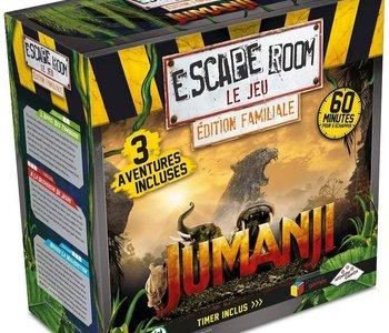 Escape Room: JUMANJI Édition Familiale (FR)