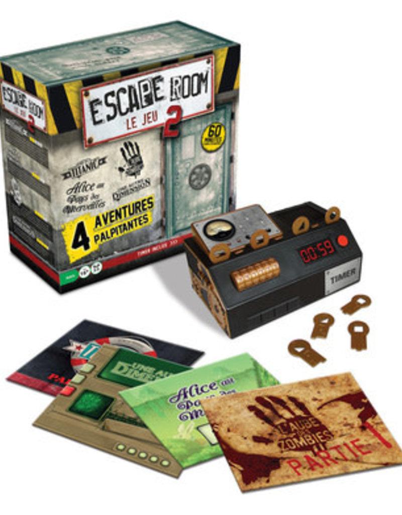 Identity Games Escape Room 2 : Coffret De Base (4 scénarios) (FR)