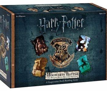 Harry Potter Bataille A Poudlard: La Monstrueuse Boite Des Monstres (FR)