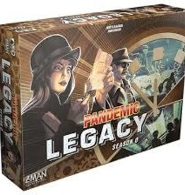 Z-Man Games, Inc. Pandemic Legacy: Season Zero (EN)