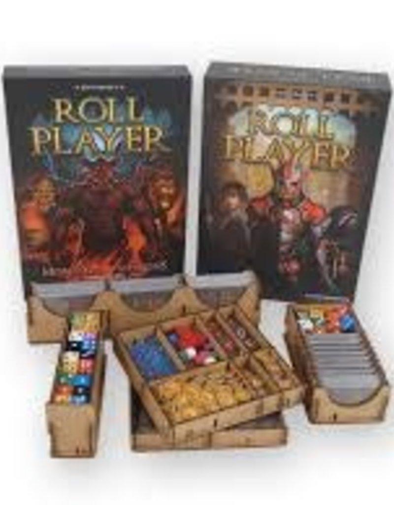 E-Raptor E-Raptor Insert: Roll Player
