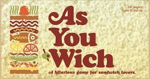 As You 'Wich (EN)