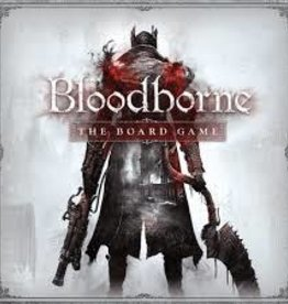 CMON Limited Précommande: Bloodborne: The Board Game (EN) Q2 2021