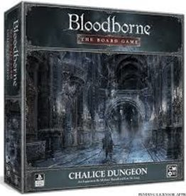CMON Limited Précommande: Bloodborne: The Board Game: Chalice Dungeon (EN)