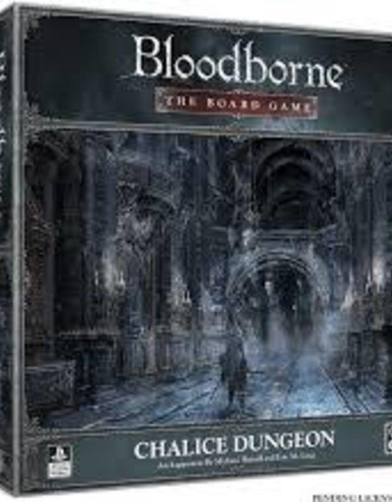 CMON Limited Bloodborne: The Board Game: Chalice Dungeon (EN)