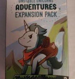Tee Turtle Unstable Unicorns: Ext. Adventures (EN)