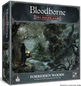 CMON Limited Précommande: Bloodborne: The Board Game: Forbidden Woods (EN) Q2 2021