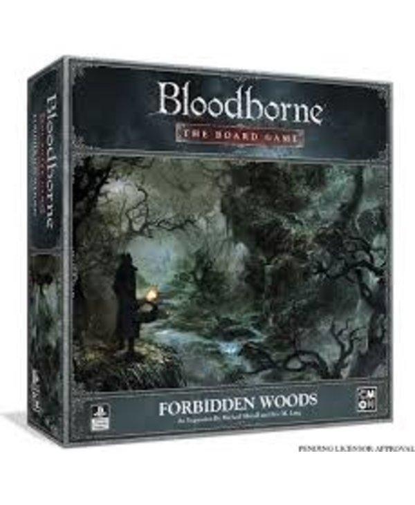 Bloodborne: The Board Game: Forbidden Woods (EN)