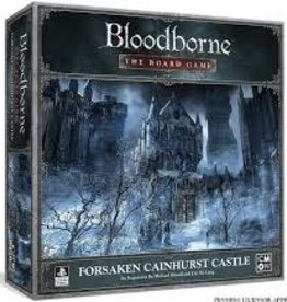 CMON Limited Précommande: Bloodborne: The Board Game: Forsaken  Cainhurst  Castle (EN)