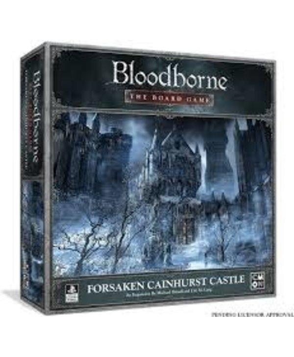 Bloodborne: The Board Game: Forsaken  Cainhurst  Castle (EN)