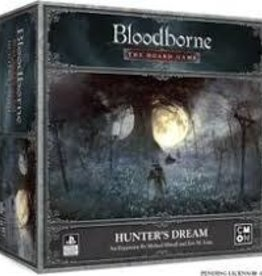 CMON Limited Précommande: Bloodborne: The Board Game: Hunter's Dream (EN) Q2 2021