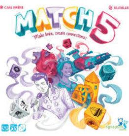 Synapses Games Précommande: Match 5 (EN) Q2 2021