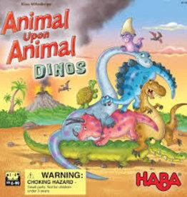 Haba Précommande: Animal Upon Animal: Dinos (ML) Q1 2021
