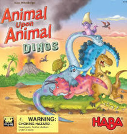 Haba Précommande: Animal Upon Animal: Dinos (ML) Q2 2021
