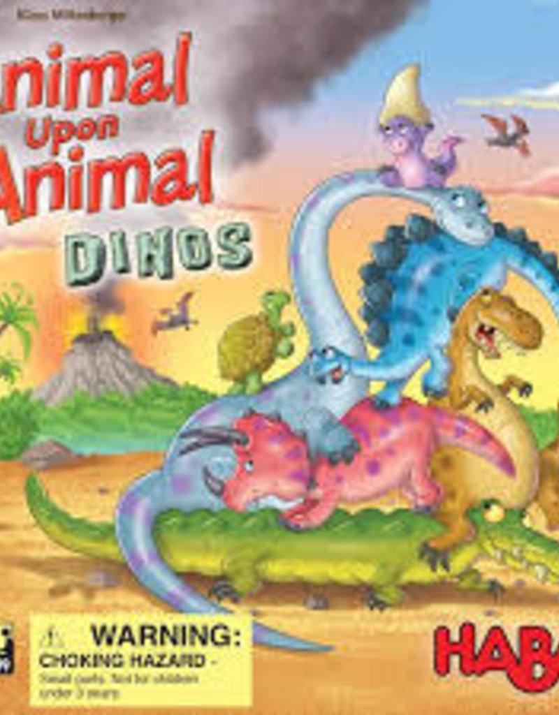 Haba Animal Upon Animal: Dinos (ML)