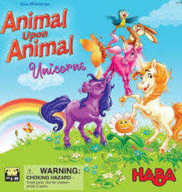 Haba Animal Upon Animal: Unicorns (ML)