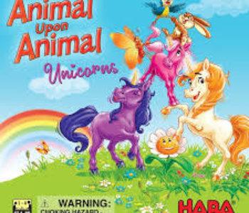 Animal Upon Animal: Unicorns (ML)