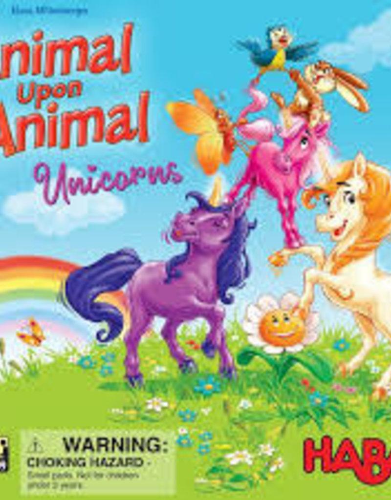 Haba Animal Upon Animal: Unicorns (ML)