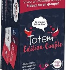 Gigamic Totem: Le Jeu Qui Fait Du Bien: Édition Couple (FR)