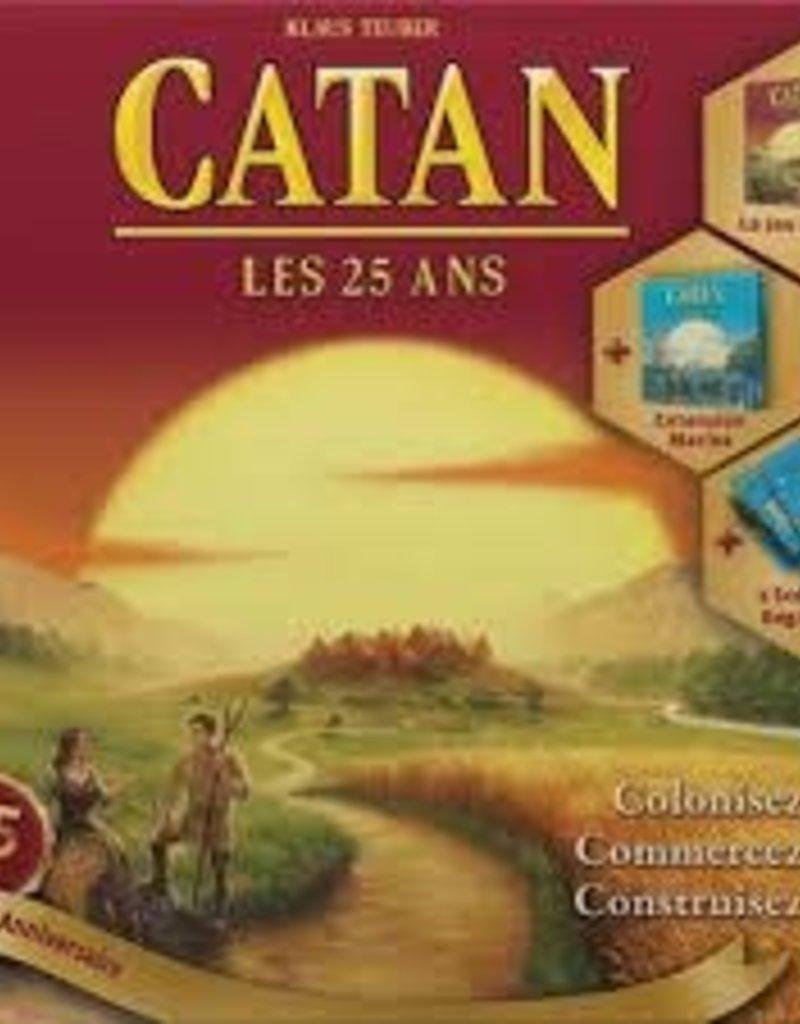 Kosmos Catan: Les 25 Ans Jubilée (FR)